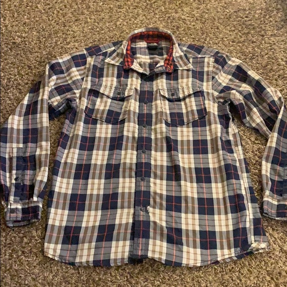 The North Face Other - Men's plaid THE NORTH FACE Button Down Shirt SMALL